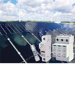 GREEN PROTECT - компоненты для защиты фотоэлектрических систем
