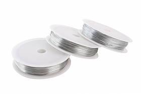 Проволока серебро, (0,30мм-50м)