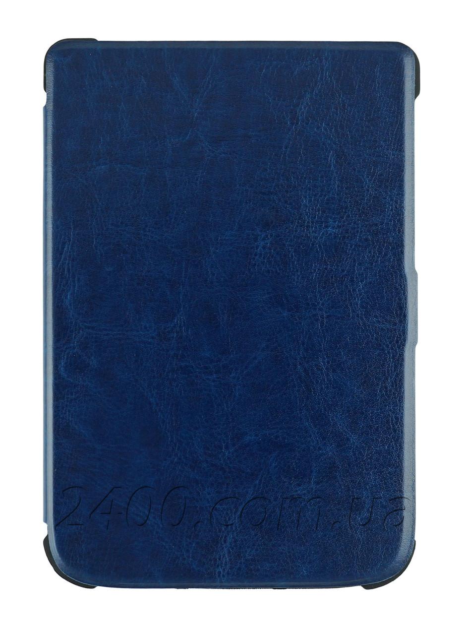 Чехол для PocketBook 632 синий - PU кожа