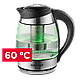 Чайник електричний скляний Concept RK4061 2200 Вт, фото 6