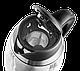 Чайник електричний скляний Concept RK4061 2200 Вт, фото 3
