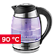 Чайник електричний скляний Concept RK4061 2200 Вт, фото 10