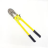 Ножиці арматурні 600мм, Cr-V, max 8мм. HouseTools 01K153, фото 1