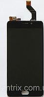 Дисплей (экран) для Meizu M6 Note мейзу + тачскрин, цвет черный