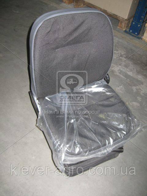 Сиденье МТЗ с регулируемой спинкой нового образца 80-6800010 (пр-во БЗТДиА)