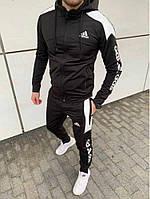 Спортивний костюм Adidas 2020 мужской черний