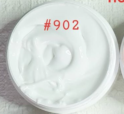 Акригель або Полигель (Polygel) № 902 - white - ультра білий