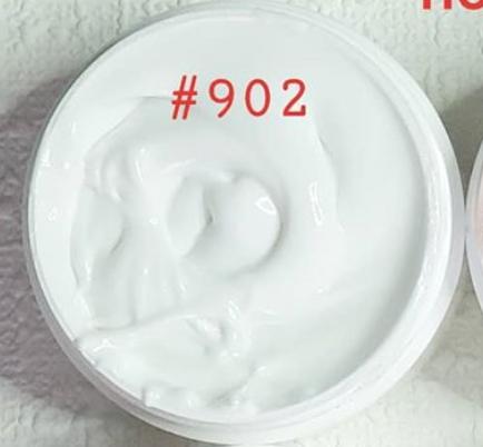 Акригель или Полигель (Polygel) № 902 - white - ультра белый