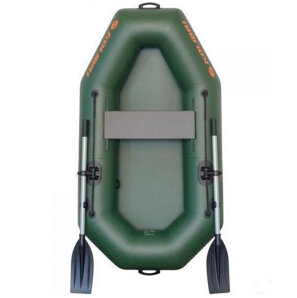 Надувная одноместная гребная лодка Kolibri K-190X без комплектации