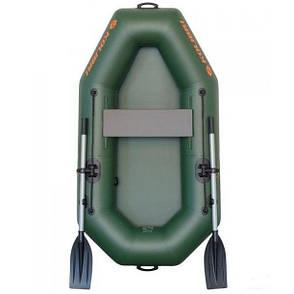 Надувная одноместная гребная лодка Kolibri K-190X без комплектации, фото 2