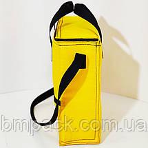 Термосумка Termol 17л. 37х13х36 см желтая, фото 2