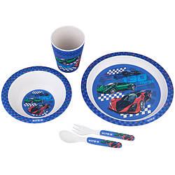 Набор посуды из бамбука Racing (5 предметов)