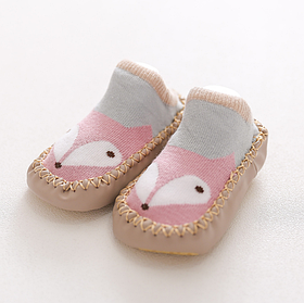 Детские трикотажные носки-чешки