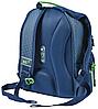 Рюкзак школьный ортопедический YES S-30 Juno School time, синий, фото 4
