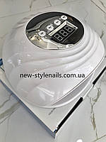 Лампа для сушки ногтей UV/LED F8 на 86 Вт (White)