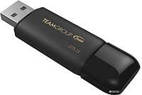 Флеш-драйв USB3.1 64GB Team C175 Pearl Black (TC175364GB01), фото 1