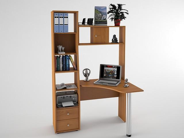 Комп'ютерний стіл С-814