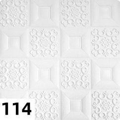 Самоклеюча декоративна 3D панель (різні малюнки) 700*770