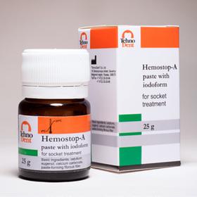 Гемостоп -А Паста гемостатична для альвеолов