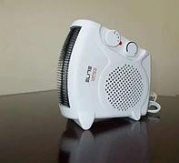 Кімнатний підлоговий обігрівач тепловентилятор дуйка з терморегулятором