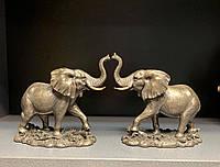 Набор из 2 статуэток Парочка слоников Veronese