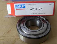 Подшипник SKF 6204 ZZ