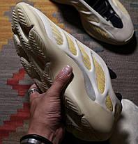 """Кросівки Adidas Yeezy Boots 700 v3 Srphym """"Жовті"""", фото 3"""