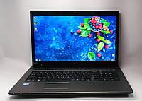 """Ноутбук Acer Aspire 7750G 17.3"""" Intel Core i5-2450M 2,5 GHz 4 GB RAM 500 GB HDD Black-Silver Б/У, фото 1"""