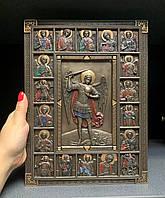 "Подарочная Картина Veronese ""Архангел Михаил"" (23*30 см) 76286A4"