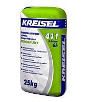 Самовыравнивающийся наливной пол 6 ч (5-35 мм)KREISEL 411