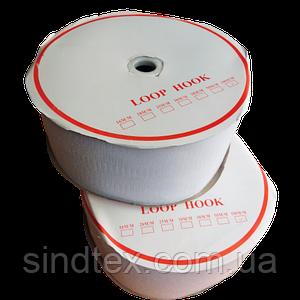 Липучка швейная пришивная 10 см Белая 22,5 м. (СТРОНГ-1021)