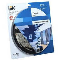 Лента LED 5м блистер LSR-3528B60-4.8-IP65-12V IEK-eco