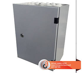 Шкаф навесной электромонтажный МРМ, 400*300*205