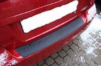Накладка заднего бампера Chevrolet Aveo T250 седан 2006>