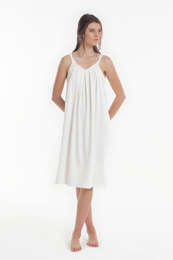 Нічна сорочка Yoors Star Y2019AW0123 M біла