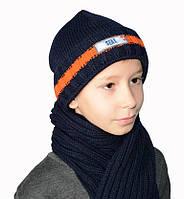 Шапка+шарф FOKA (068-074)