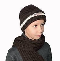 Шапка+шарф SZERYF (080-086)