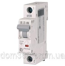Автоматический выключатель EATON HL-25/1C