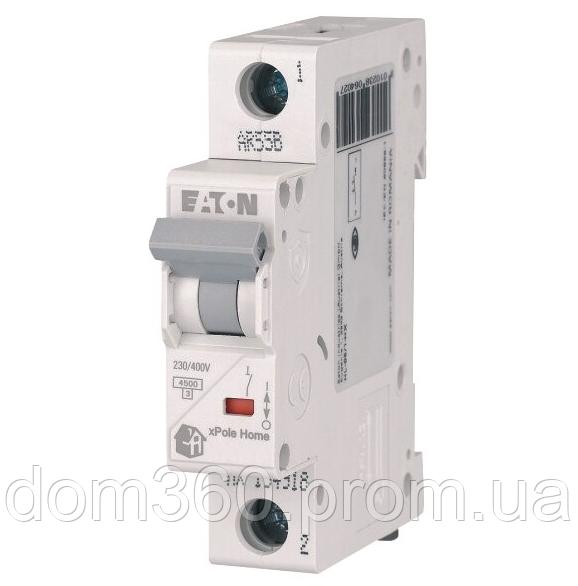 Автоматический выключатель EATON HL-63/1C