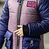 """Зимняя модная куртка для девочки """"Джаст"""", фото 5"""