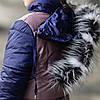 """Зимняя модная куртка для девочки """"Джаст"""", фото 6"""