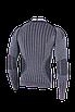 Мужская термокофта Haster Alpaca Wool L/XL Черная, фото 2