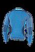 Мужская термокофта Haster Alpaca Wool XXL Синяя, фото 2