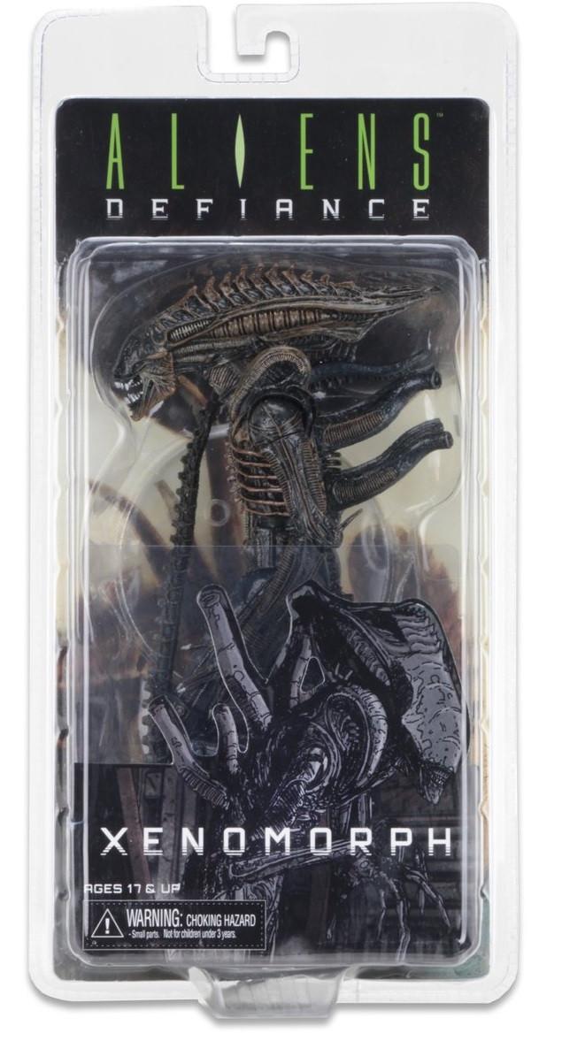 Фігурка Чужі (1986) Ксеноморф Neca - Aliens Defiance Series 11 - Xenomorph