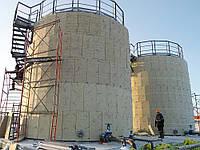 Замена теплоизоляции резервуара