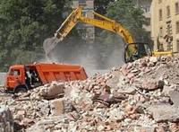 Вывоз строительного мусора Одесса. Вывоз строительного мусора в Одессе.