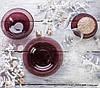 Тарелка десертная Luminarc Luiz Lilac 19 см L5169, фото 2