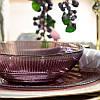 Тарелка десертная Luminarc Luiz Lilac 19 см L5169, фото 3