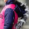 """Зимняя модная куртка для девочки """"Джаст"""", фото 3"""