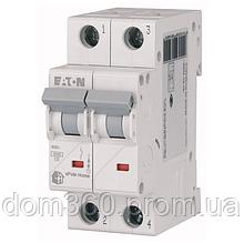 Автоматический выключатель EATON HL-6/2 C